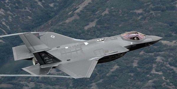 آمریکا جنگندههای اف-35 ترکیه را به یونان فروخت