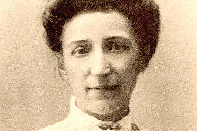 هانا میچل، فعال حقوق زنان