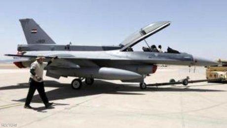 هدف قرار گرفتن مخفیگاه داعش در دیالی از سوی جنگندههای عراقی
