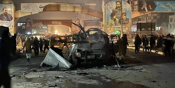 وقوع 2 انفجار پیاپی در کابل با  13 کشته و زخمی