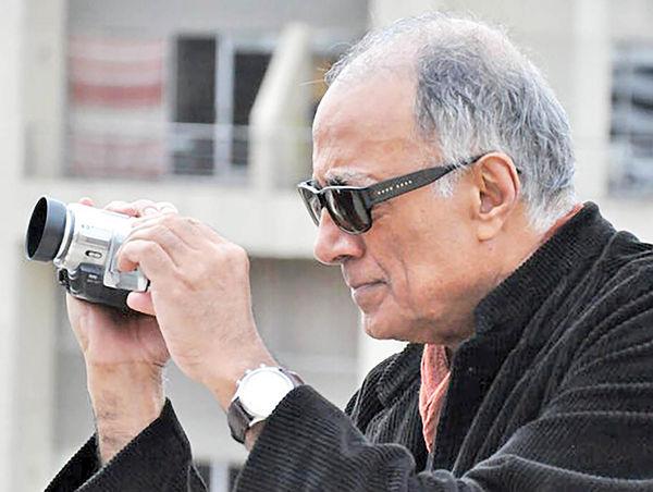 برپایی نمایشگاه آثار هنری کیارستمی در پاریس