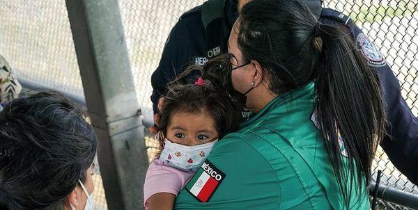 آمریکا 100 هزار مهاجر را بازداشت کرد