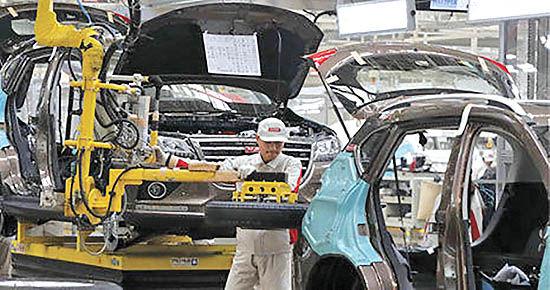 تیر کرونا به قلب خودروسازی چین