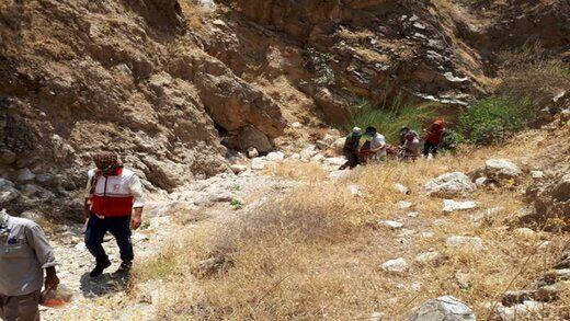 کشف جسد مرد میانسال در ارتفاعات تهران