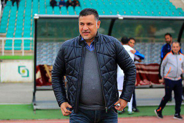درخواست علی دایی از فوتبالیها