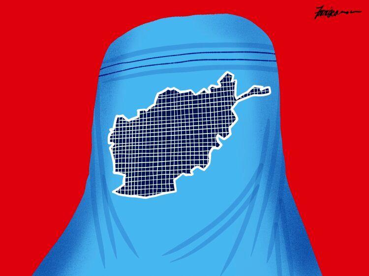 افغانستان طالبانی را ببینید!