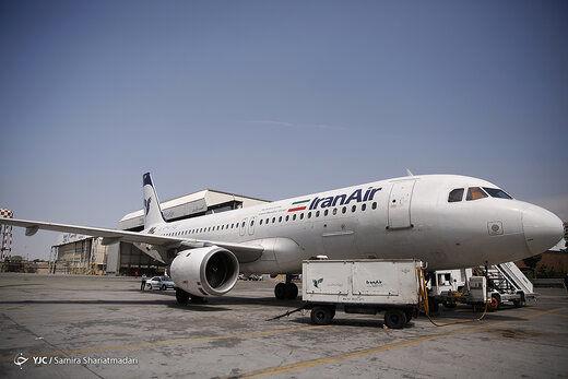 دولت هیچ دخالتی در نرخ گذاری بلیت هواپیما ندارد
