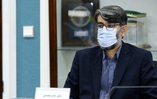 واکنش توییتری رئیس سازمان زندانها به درگیری در زندان تهران بزرگ