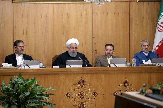 روحانی: تصمیمی برای قرنطینه محله و شهر بخاطر کرونا را نداریم/نگذاریم آمریکا ویروس جدیدی را بر ویروس کرونا سوار کند