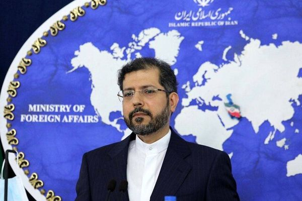 خطیبزاده: سفارت ایران در کابل فعال است