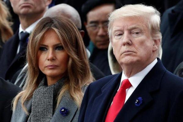 ملانیا پس از خروج از کاخ سفید از ترامپ طلاق می گیرد