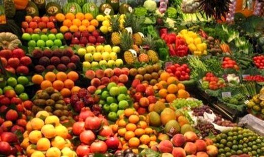 قیمت انواع میوه در میدان تره بار/موز ارزان شد