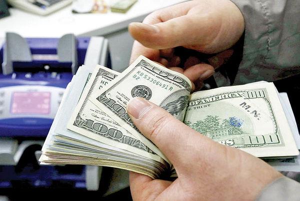 صعود آرام در بازار ارز