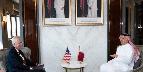 در دیدار سرپرست وزارت دفاع آمریکا با مقامات قطر چه گذشت؟