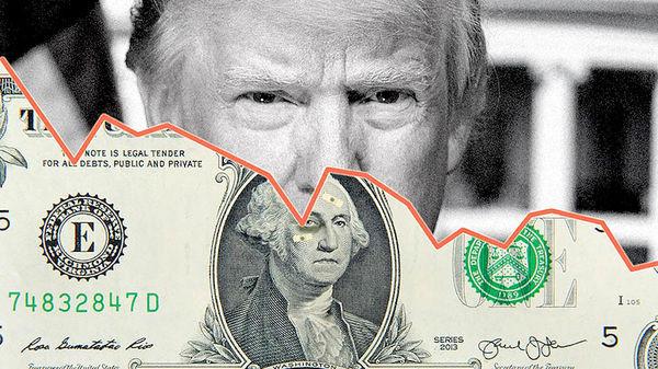 رویـای پوچ تـرامپ بـرای دلار