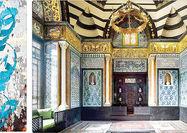 افتتاح موزه لیتون با نقاشی هنرمند ایرانی