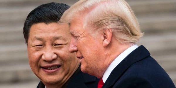 چین به آمریکا میخندد!