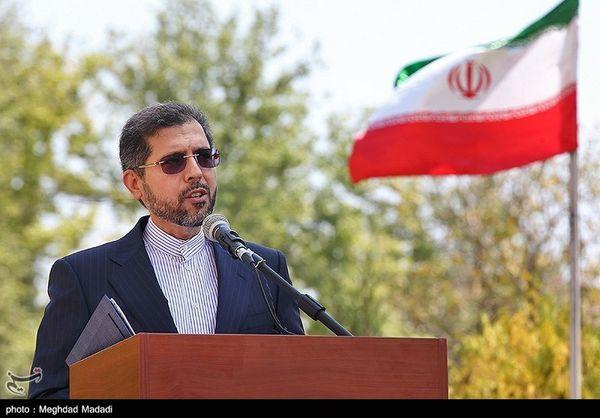 ایران آزادی نفتکش توقیفشده کره جنوبی را تایید کرد