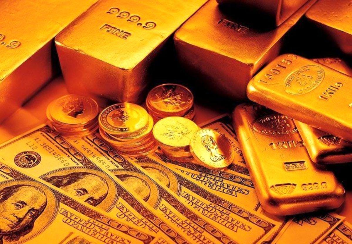 نرخ ارز دلار سکه طلا یورو امروز ۱۴۰۰/۰۱/۲۶