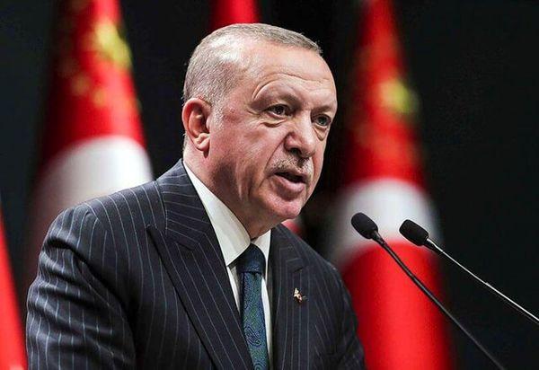 حمایت اردوغان از پوتین در جنجال اخیر با بایدن