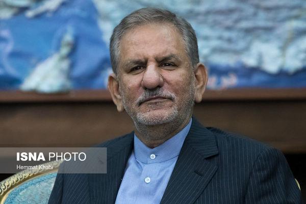 جهانگیری: ایران به ترور شهید فخری زاده پاسخ قاطع خواهد داد
