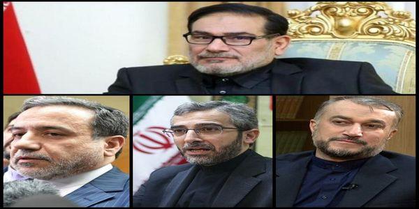 تیم سیاستخارجی ابراهیم رئیسی نهایی شد