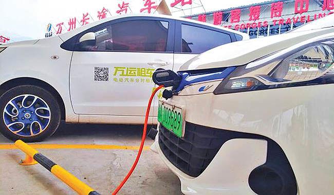 احتمال بهبود فروش برقیها در چین