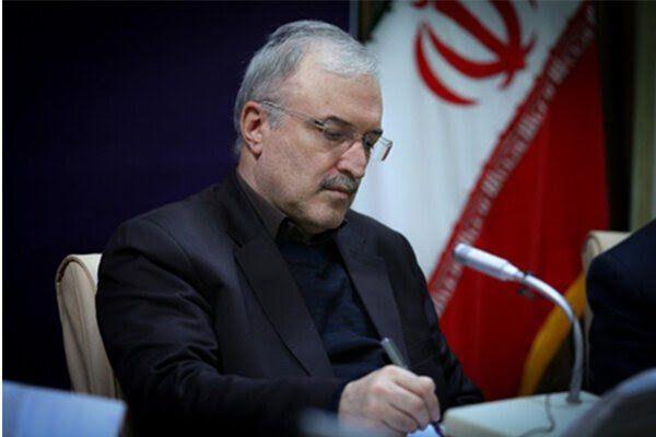 نامه مهم وزیر بهداشت به ابراهیم رئیسی