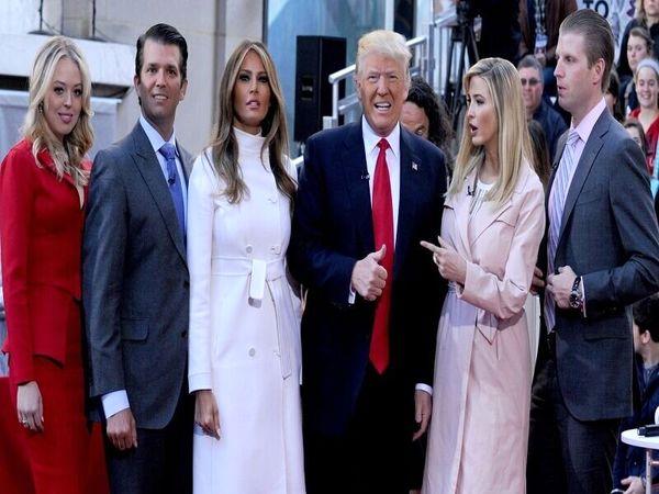 آرزوهای بر باد رفته فرزندان ترامپ