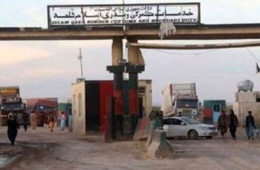 طالبان گمرک اسلام قلعه در مرز ایران را تصرف کرد