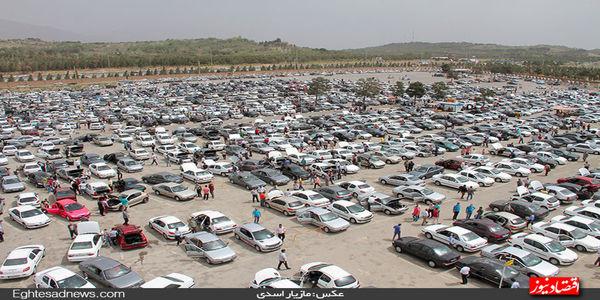 قیمت پراید در بازار خودرو
