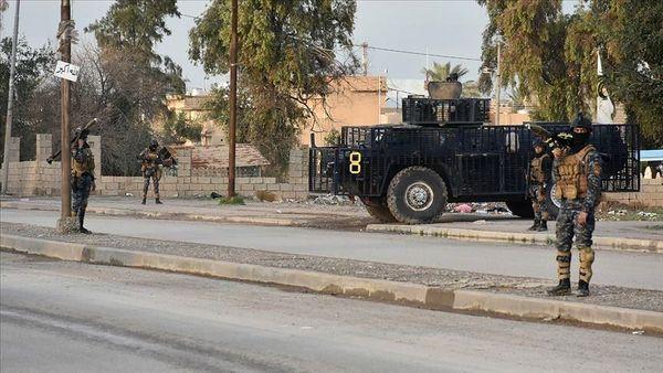 کشته شدن سه نظامی بر اثر انفجار بمب در صلاح الدین عراق