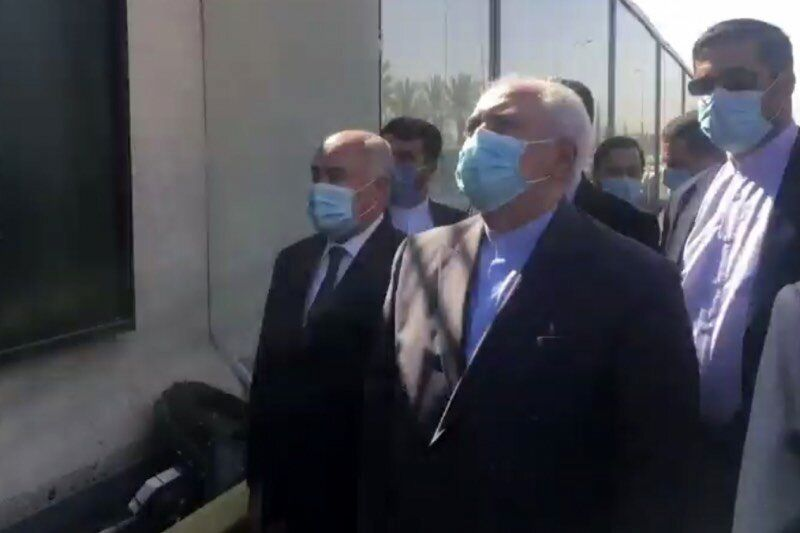 واکنش مردم عراق نسبت به سفر ظریف به این کشور کاربران عراقی
