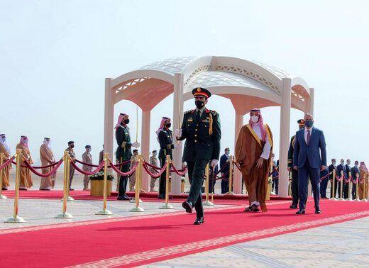 استقبال مقتدی صدر از سفر الکاظمی به سعودی و امارات
