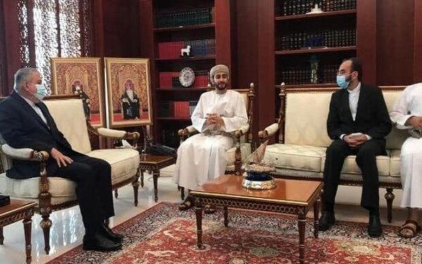دیدار صالحی امیری با وزیر ورزش و فرهنگ عمان