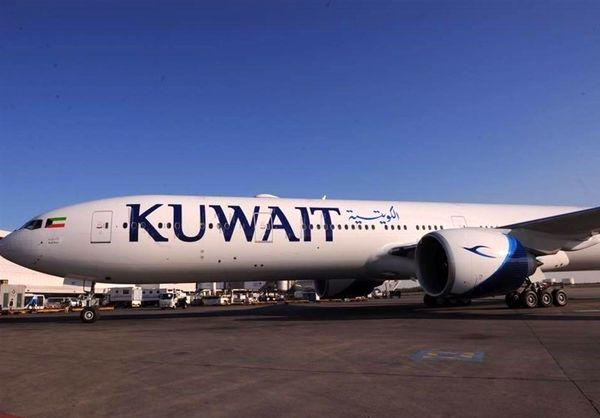 کویت سفرهای هوایی به مقصد انگلیس را تعلیق کرد