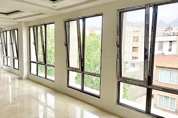 هزینههای نصب پنجرههای دوجداره