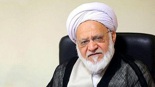 نظر مصباحی مقدم درباره آینده سیاسی لاریجانی