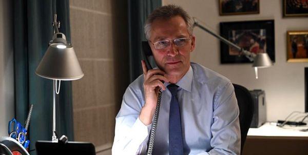 گفتوگوی دبیر کل ناتو با وزیر دفاع جدید آمریکا
