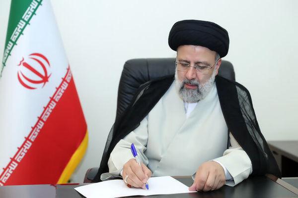 رئیسی از مجلس شورای اسلامی تشکر کرد