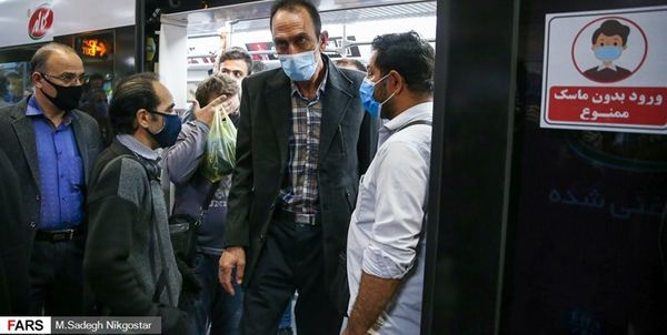 استاندار تهران: تردد در مترو و اتوبوس مدیریت کرونا را دشوار کرده است
