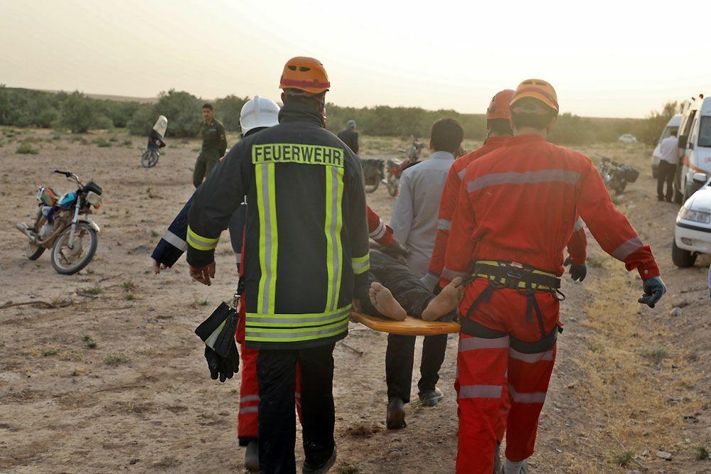 مرگ غمانگیز برداران مشهدی در عمق چاه