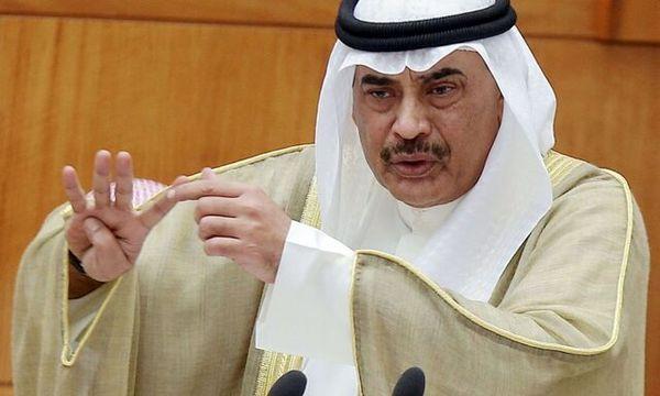 صباح الخالد، مامور دوباره تشکیل دولت از سوی امیر کویت