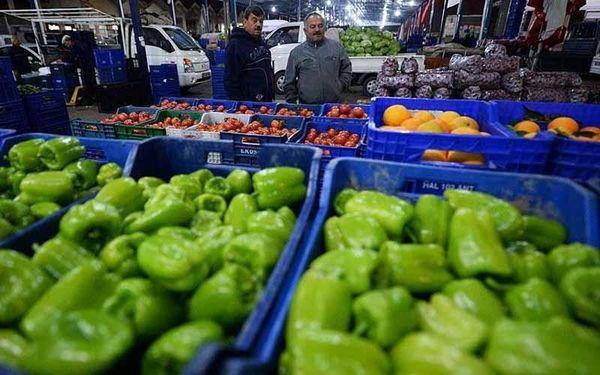 بازار میوه و تره بار آنلاین