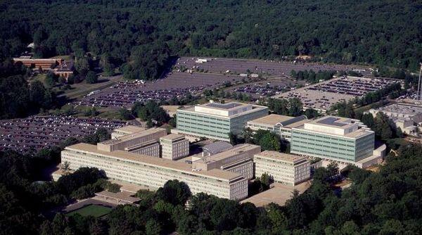 هشدار امنیتی در مقر سازمان سیا در ویرجینیا آمریکا