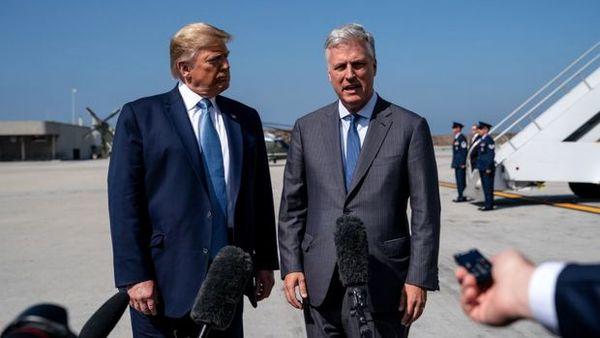 مشاور ترامپ: ایرانیها تمایلی ندارند با ما مذاکره کنند