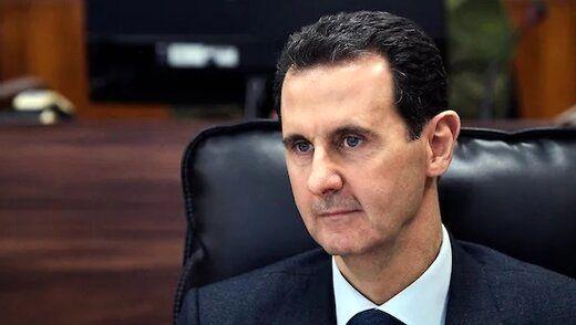 بشار اسد رئیسجمهور شد