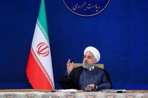 روحانی: در برابر دشمن سر خم نخواهیم کرد/ عزاداری محرم را برگزار میکنیم/ طرح فروش نفت به نفع مردم است