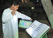 ابتکار جدید ابوظبی برای کتابخوان کردن مردم