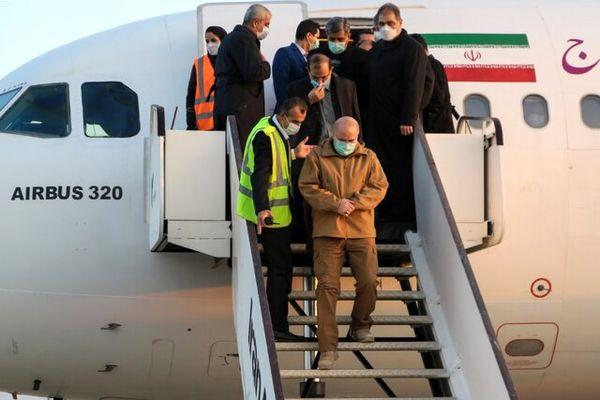قالیباف به استان کردستان سفر می کند